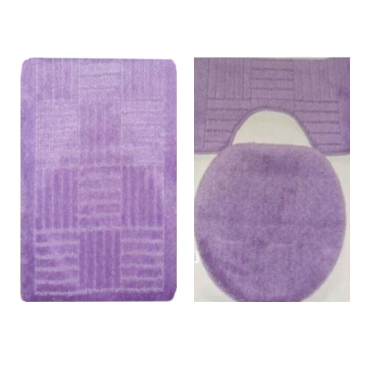 20ca1d810a Kúpelňová súprava 3-dielna fialová